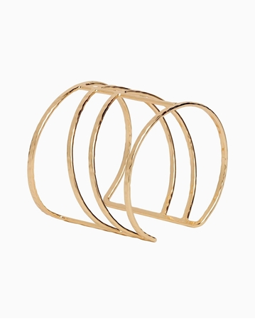 Picture of Crisscross Cutout Cuff