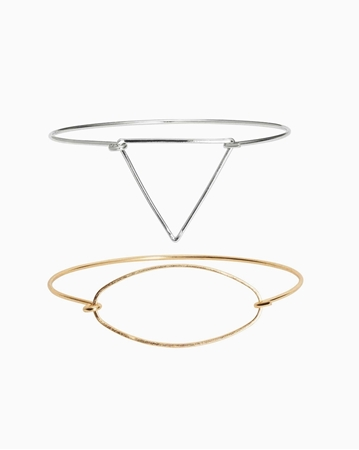 Picture of Etched Bangle Set