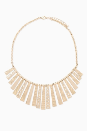 Picture of Geo-Shaped Statement Necklace