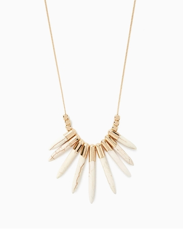 Picture of Stone Longline Necklace